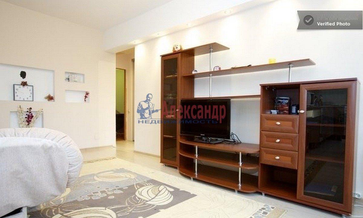 3-комнатная квартира (60м2) в аренду по адресу Перевозный пер., 23— фото 4 из 4