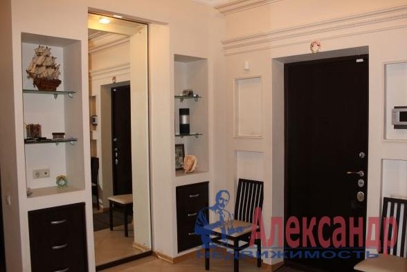 2-комнатная квартира (73м2) в аренду по адресу Шкиперский проток, 20— фото 2 из 3