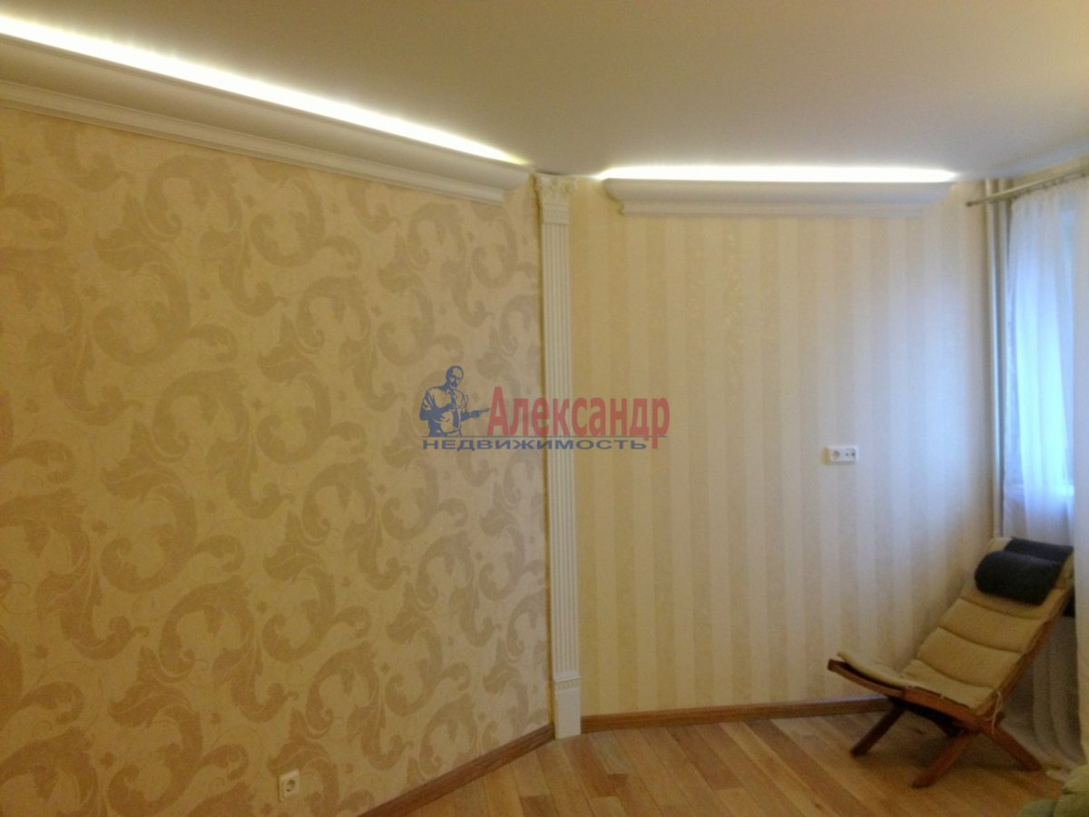 1-комнатная квартира (40м2) в аренду по адресу Гражданский пр., 116— фото 7 из 11