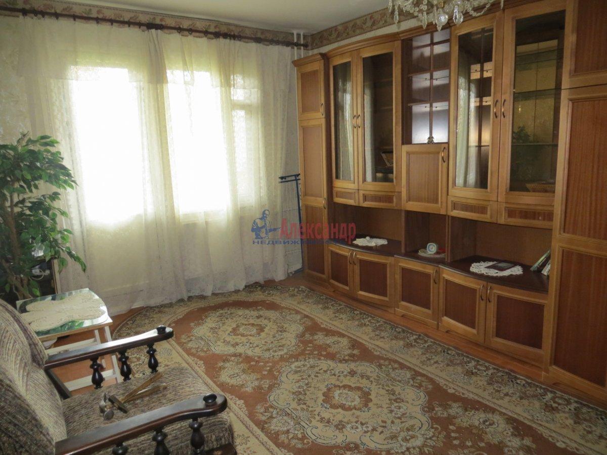 1-комнатная квартира (35м2) в аренду по адресу Металлистов пр., 101— фото 1 из 3