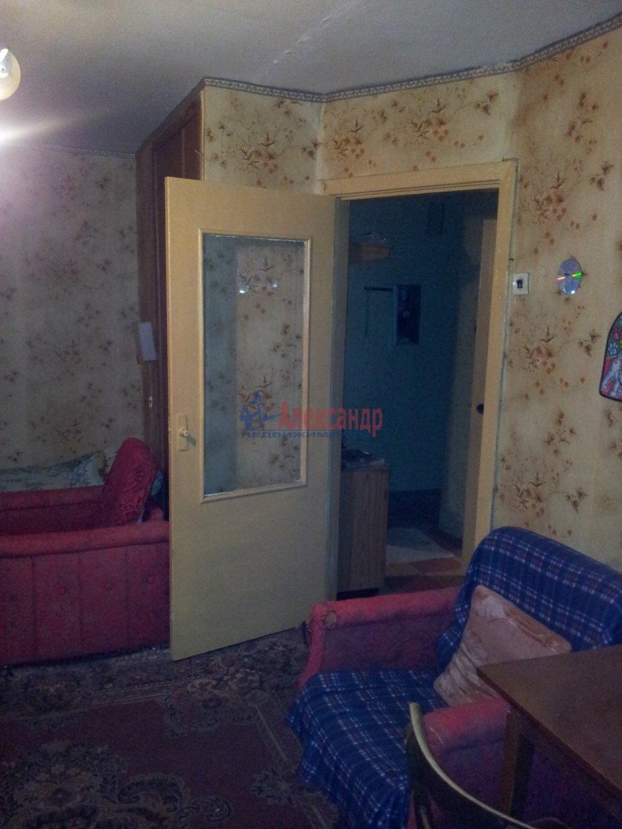 1-комнатная квартира (35м2) в аренду по адресу Малая Посадская ул., 12— фото 3 из 4