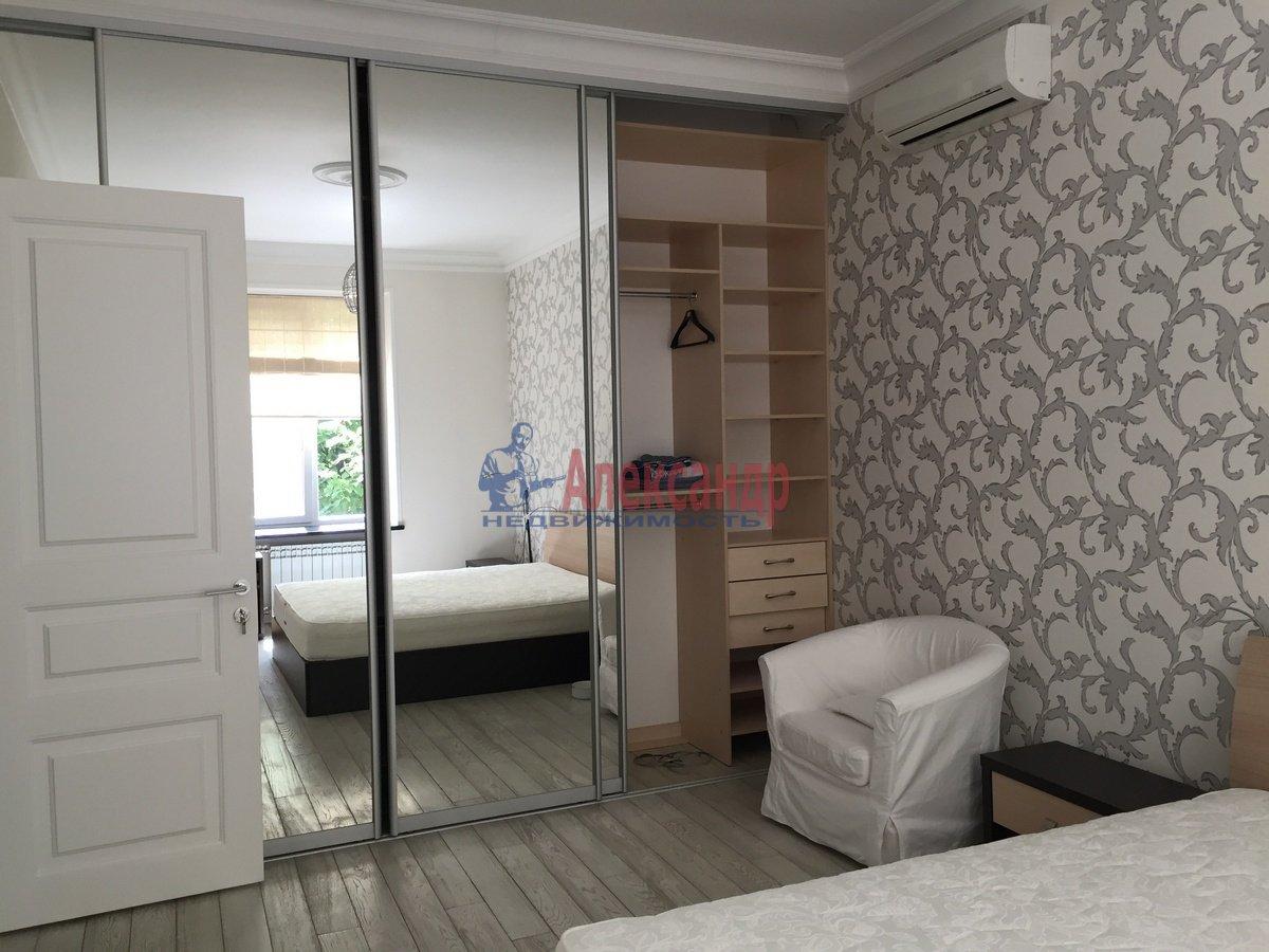 3-комнатная квартира (73м2) в аренду по адресу Большая Монетная ул., 25— фото 6 из 14