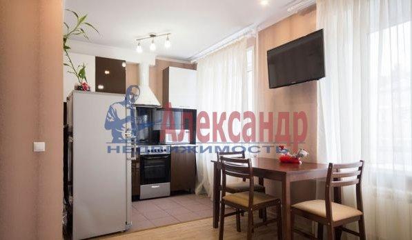 1-комнатная квартира (45м2) в аренду по адресу Беринга ул., 23— фото 3 из 5