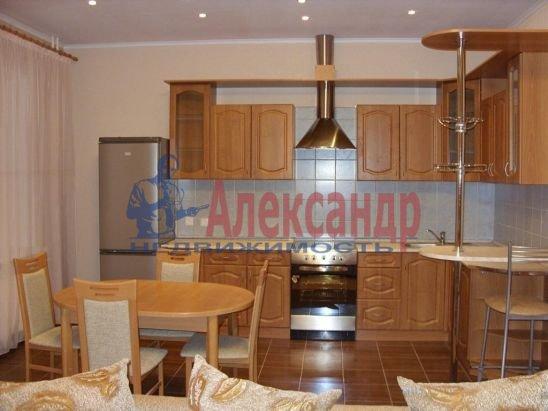 3-комнатная квартира (110м2) в аренду по адресу Альпийский пер., 33— фото 2 из 8