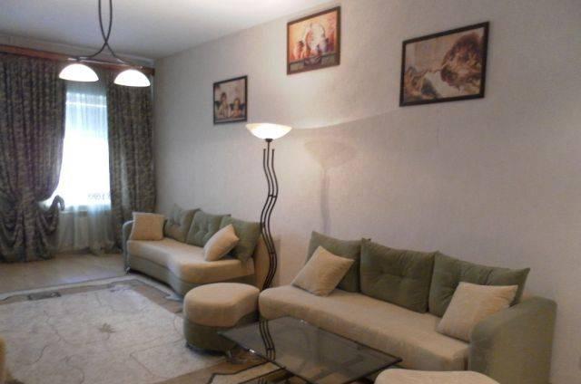 2-комнатная квартира (43м2) в аренду по адресу Гражданский пр., 115— фото 2 из 3