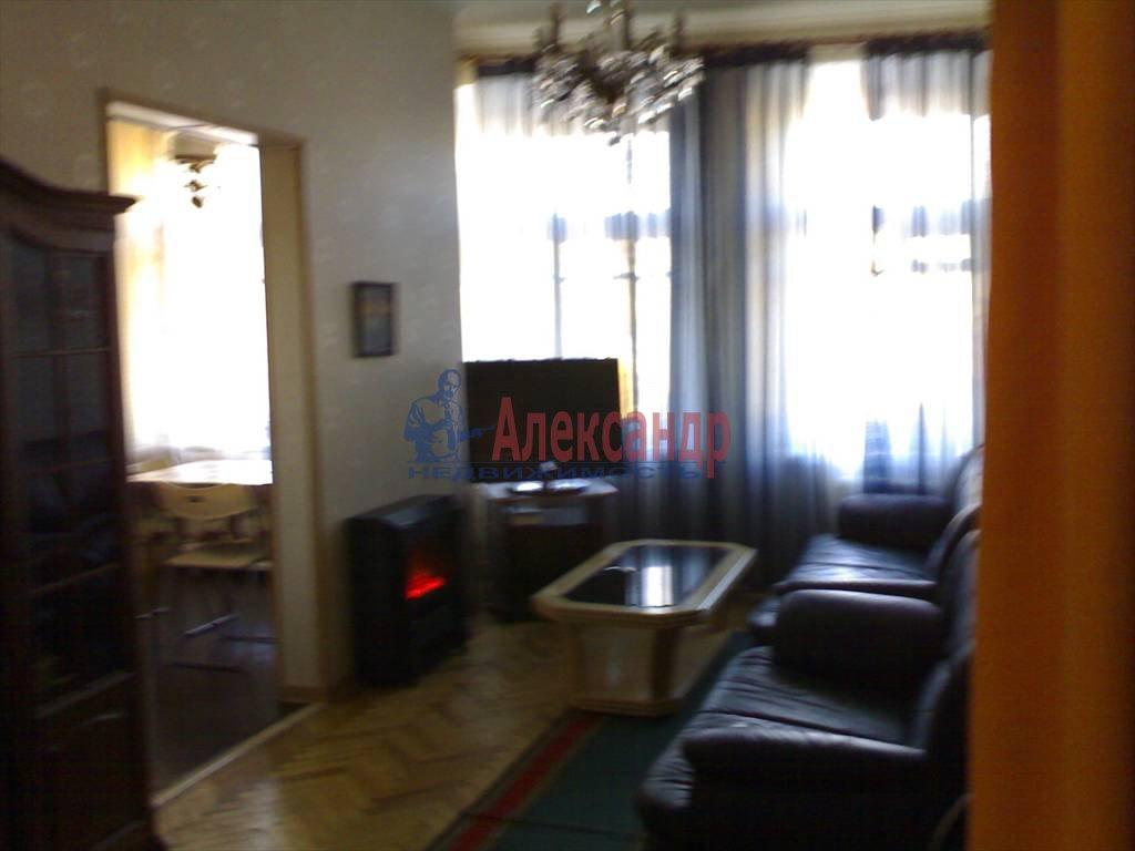 3-комнатная квартира (75м2) в аренду по адресу Обводного канала наб., 53— фото 6 из 6