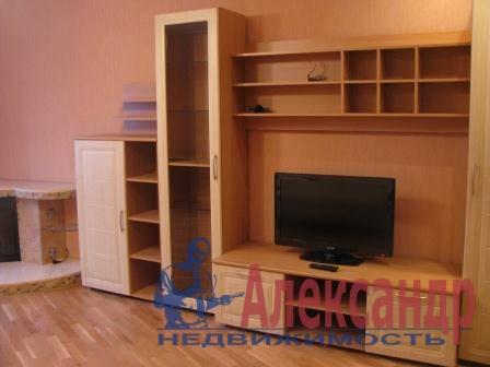 3-комнатная квартира (80м2) в аренду по адресу Звездная ул., 11— фото 5 из 17