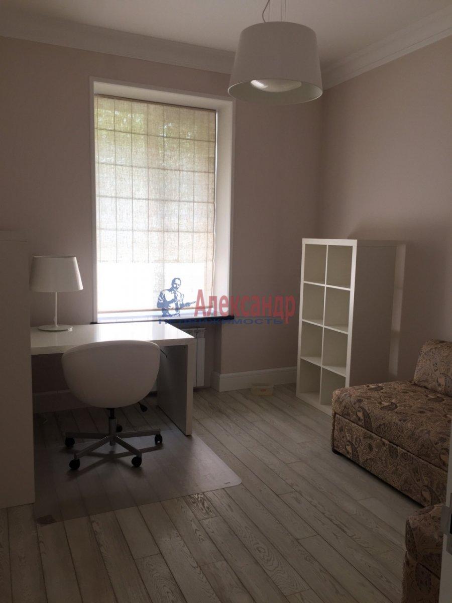 3-комнатная квартира (73м2) в аренду по адресу Большая Монетная ул., 25— фото 7 из 14