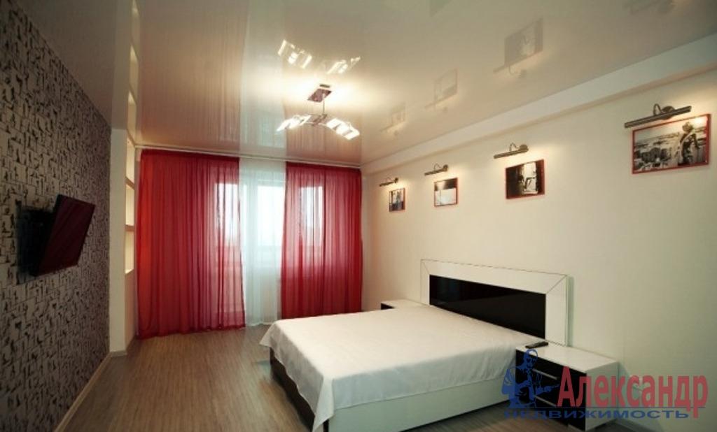 2-комнатная квартира (60м2) в аренду по адресу Варшавская ул., 6— фото 2 из 3