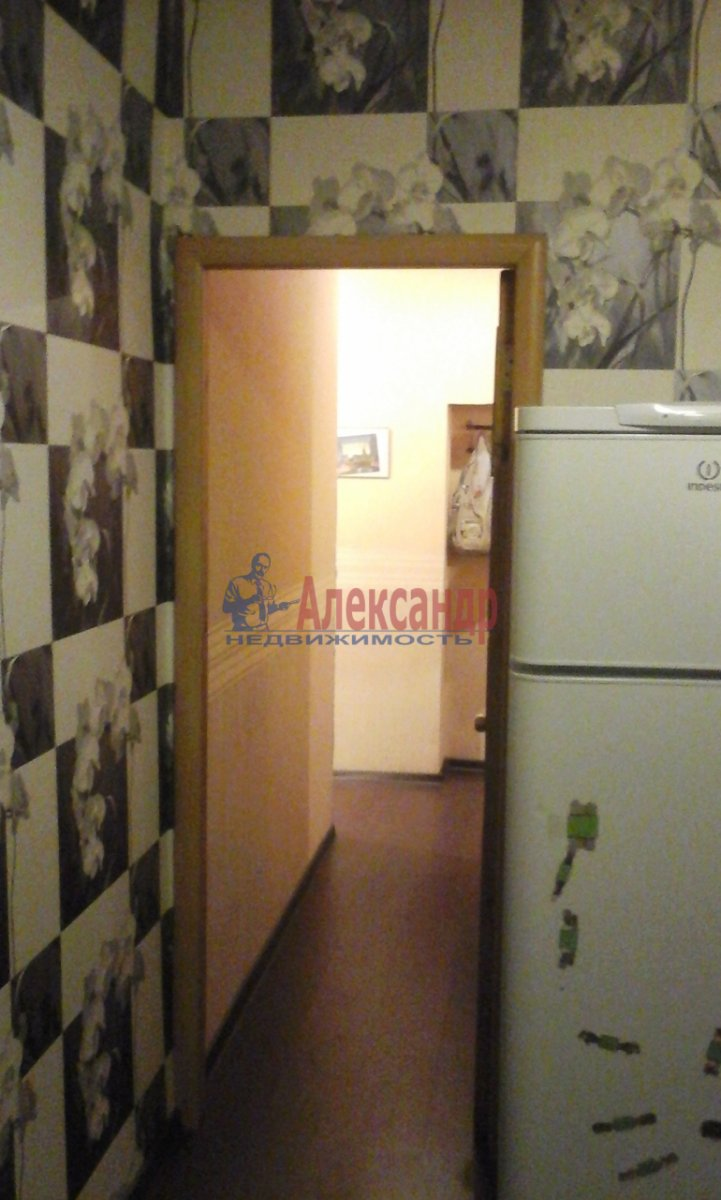 1-комнатная квартира (35м2) в аренду по адресу Хошимина ул., 15— фото 4 из 11