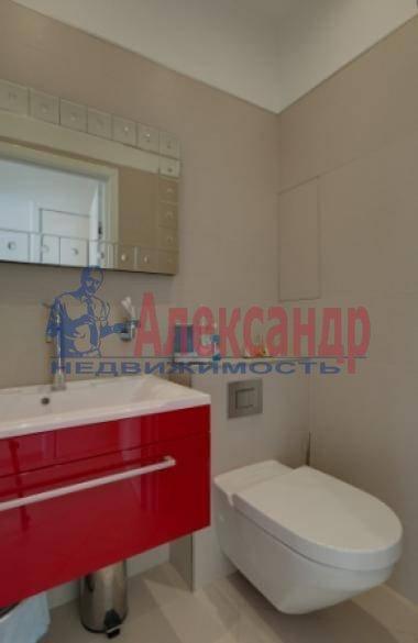 2-комнатная квартира (100м2) в аренду по адресу Песочная наб., 40— фото 4 из 7