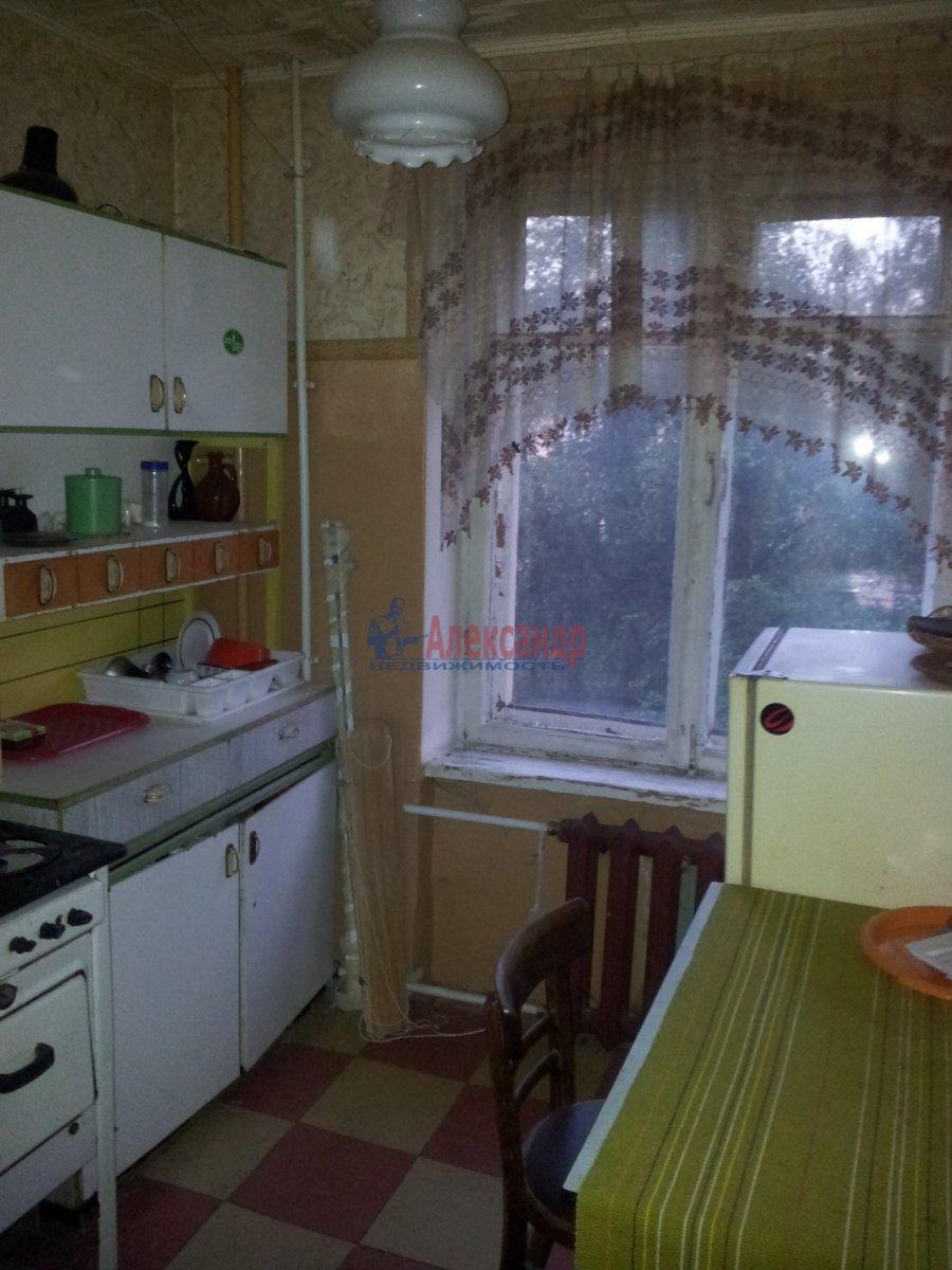 1-комнатная квартира (35м2) в аренду по адресу Малая Посадская ул., 12— фото 4 из 4
