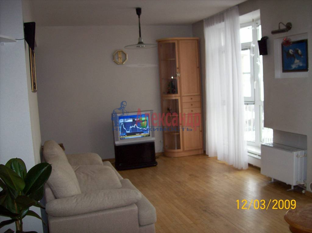 2-комнатная квартира (50м2) в аренду по адресу Петровская наб., 4— фото 8 из 10
