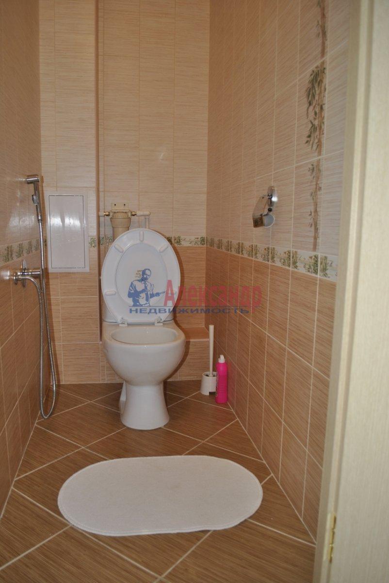 1-комнатная квартира (44м2) в аренду по адресу Лыжный пер., 4— фото 15 из 19