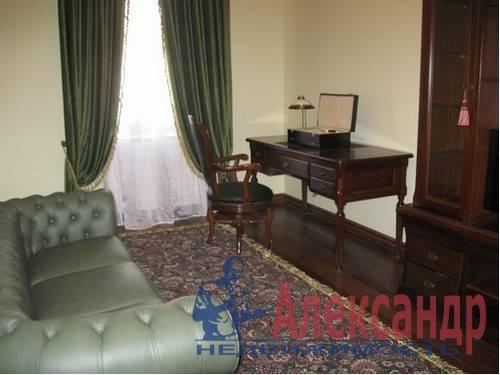 3-комнатная квартира (91м2) в аренду по адресу Гражданский пр., 114— фото 7 из 9
