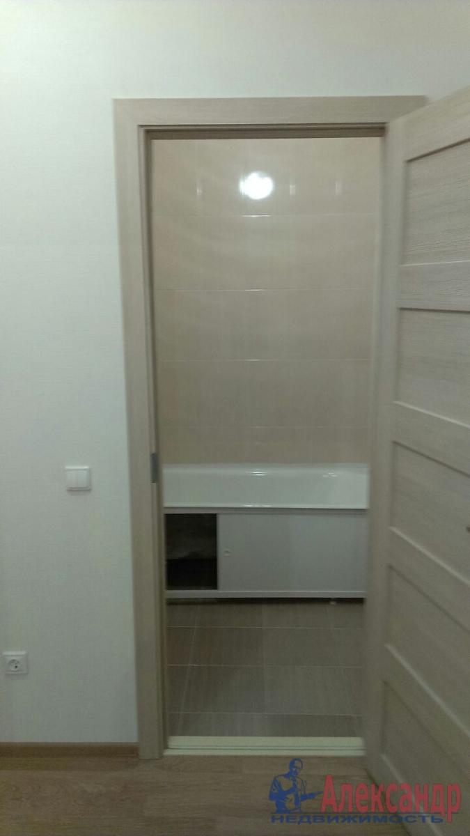 2-комнатная квартира (58м2) в аренду по адресу Кудрово дер., Венская ул., 4— фото 4 из 6
