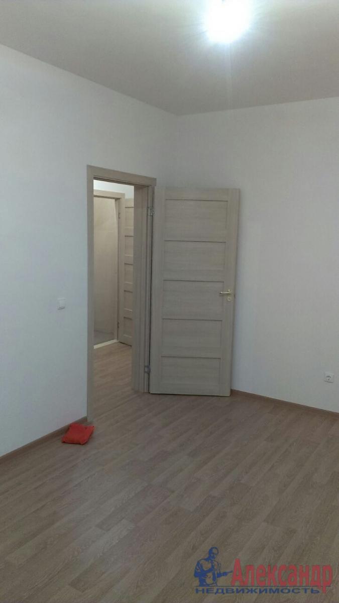 2-комнатная квартира (58м2) в аренду по адресу Кудрово дер., Венская ул., 4— фото 3 из 6