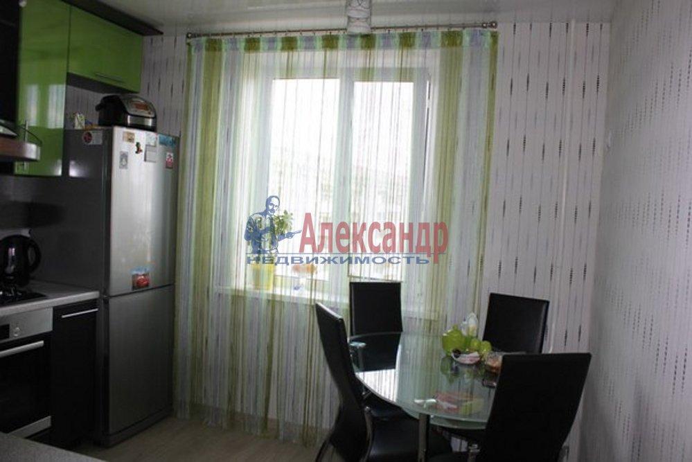 1-комнатная квартира (45м2) в аренду по адресу Кондратьевский пр., 64— фото 4 из 4