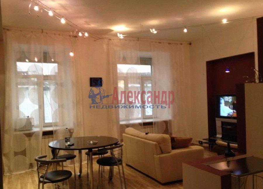 2-комнатная квартира (67м2) в аренду по адресу Куйбышева ул., 9— фото 1 из 6