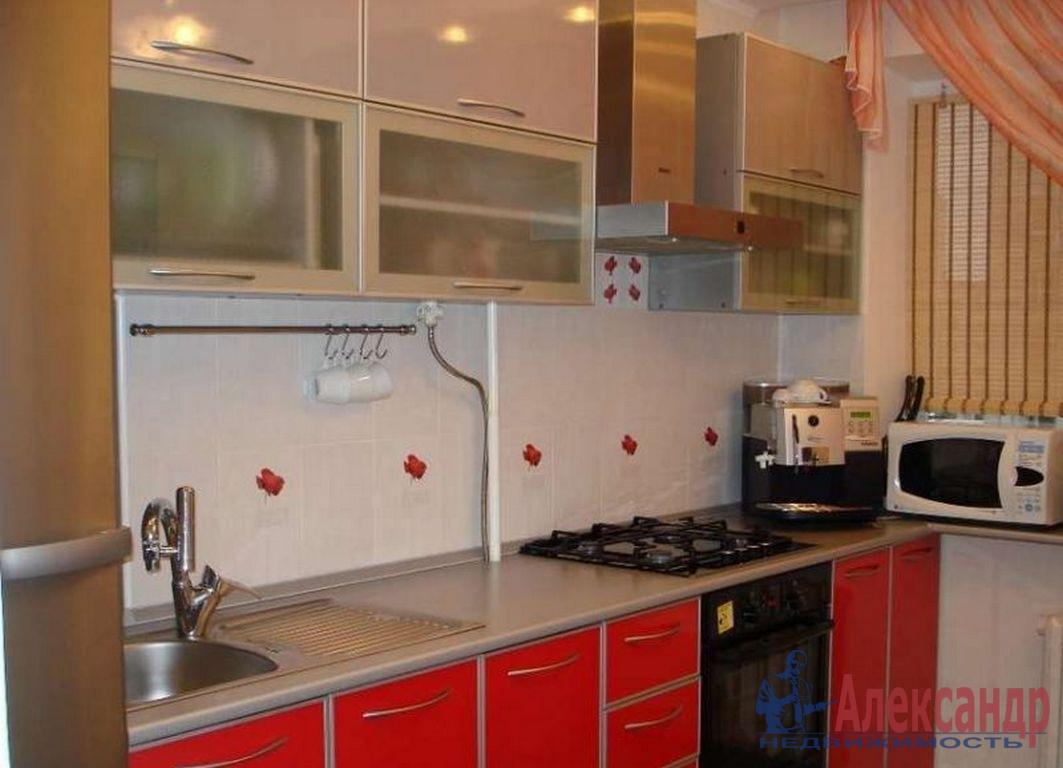 1-комнатная квартира (36м2) в аренду по адресу 2 Муринский пр., 41— фото 3 из 4