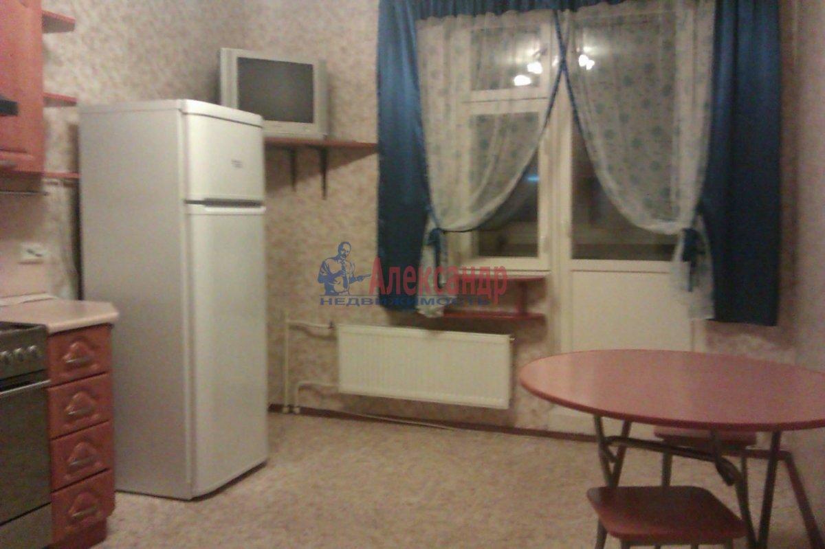 1-комнатная квартира (50м2) в аренду по адресу Товарищеский пр., 32— фото 1 из 10