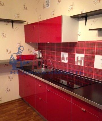 1-комнатная квартира (42м2) в аренду по адресу Пулковская ул., 8— фото 1 из 3