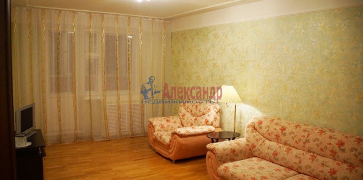 2-комнатная квартира (45м2) в аренду по адресу Московское шос., 2— фото 1 из 4