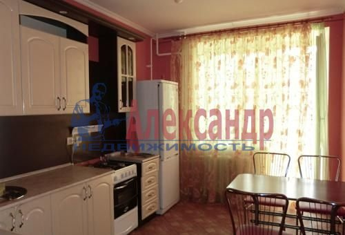 1-комнатная квартира (43м2) в аренду по адресу Ильюшина ул., 11— фото 3 из 5