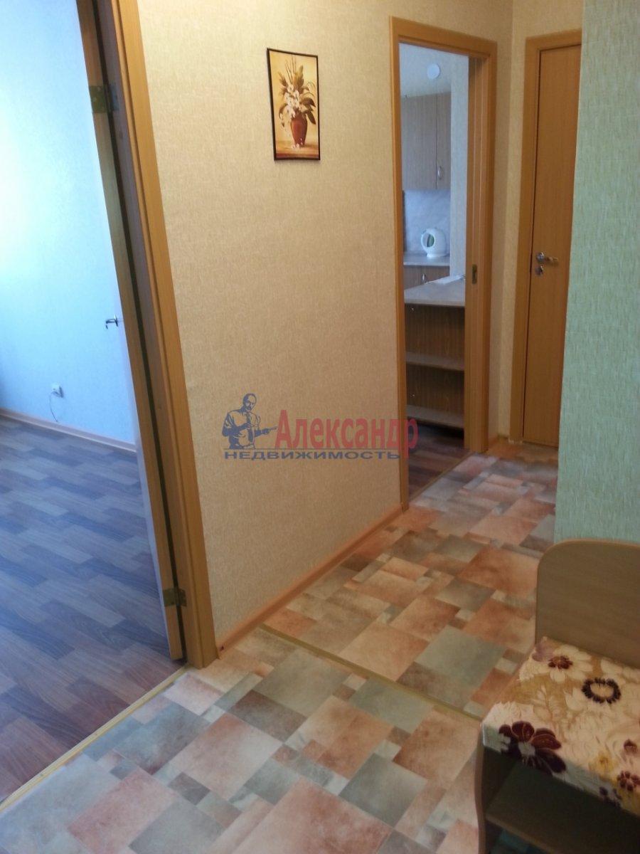 1-комнатная квартира (36м2) в аренду по адресу Парголово пос., Валерия Гаврилина ул., 3— фото 5 из 12