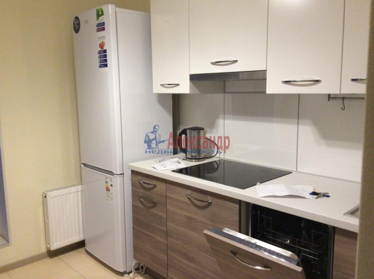 1-комнатная квартира (42м2) в аренду по адресу Петергофское шос., 57— фото 1 из 9