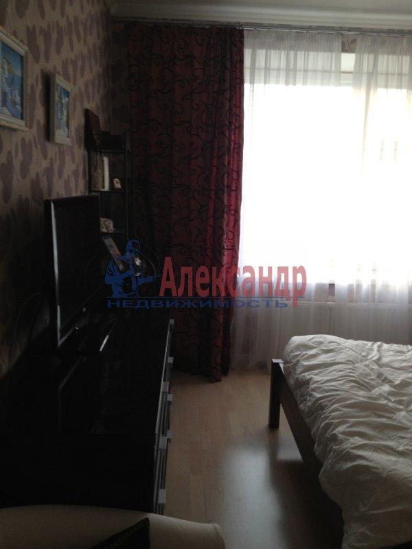 1-комнатная квартира (40м2) в аренду по адресу Ветеранов пр., 96— фото 1 из 1