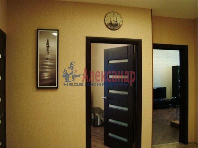 1-комнатная квартира (36м2) в аренду по адресу Ленинский пр., 127— фото 1 из 3