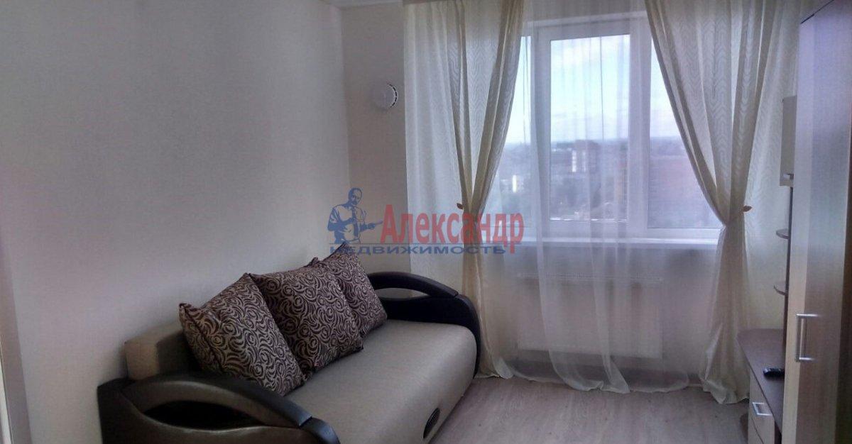 1-комнатная квартира (37м2) в аренду по адресу Караваевская ул., 28— фото 1 из 5