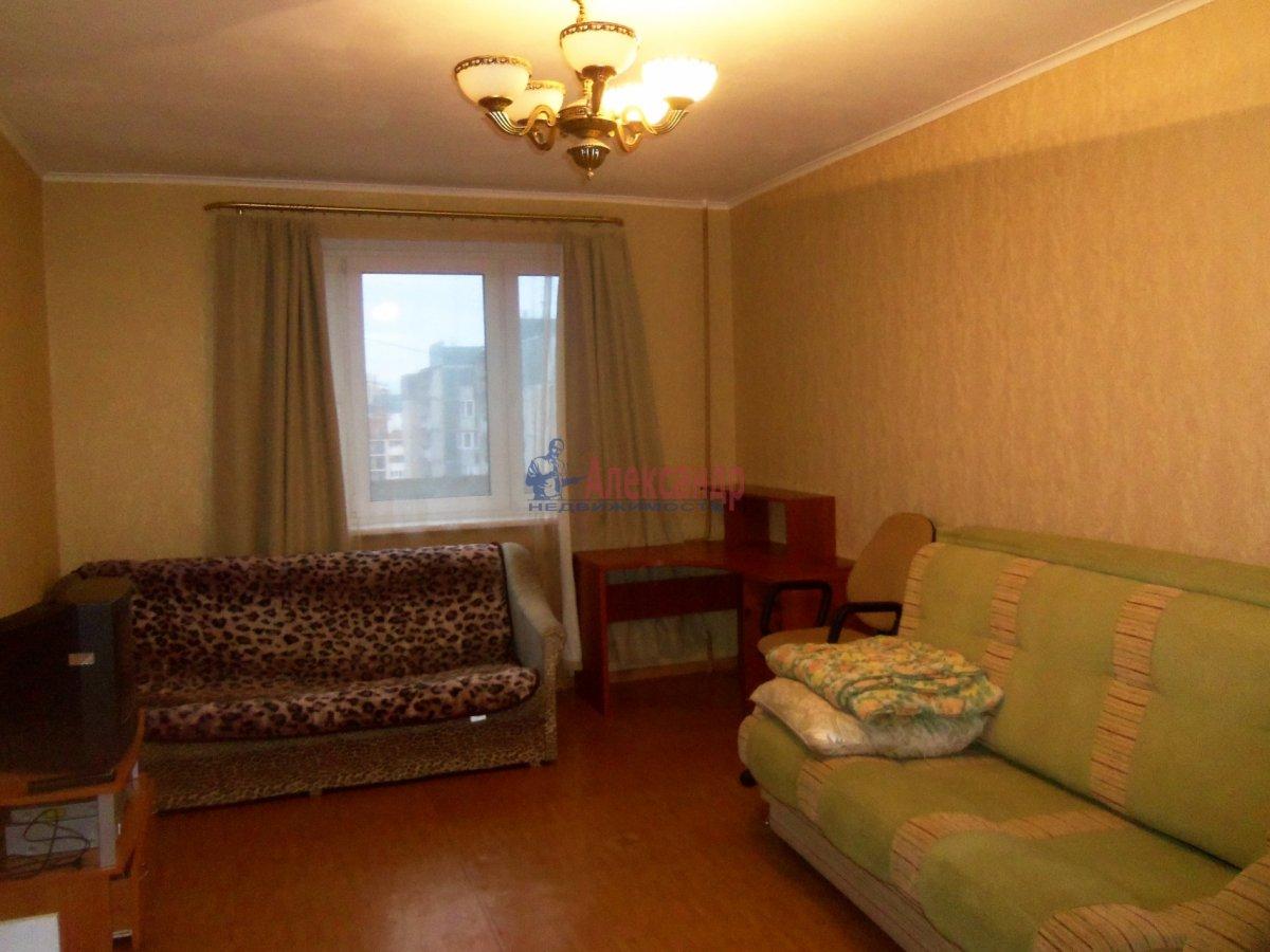 1-комнатная квартира (40м2) в аренду по адресу Камышовая ул., 38— фото 7 из 8