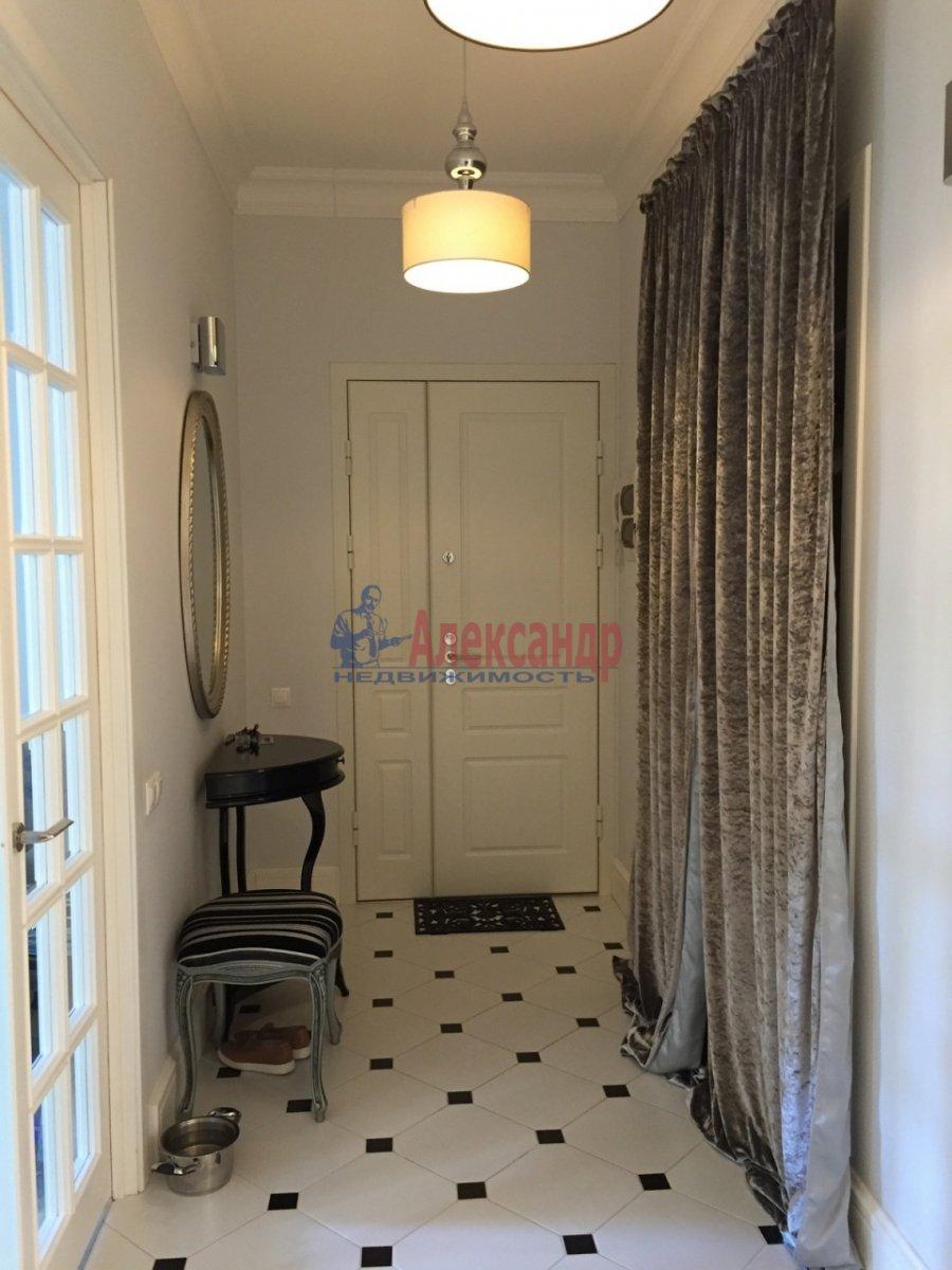 3-комнатная квартира (73м2) в аренду по адресу Большая Монетная ул., 25— фото 10 из 14