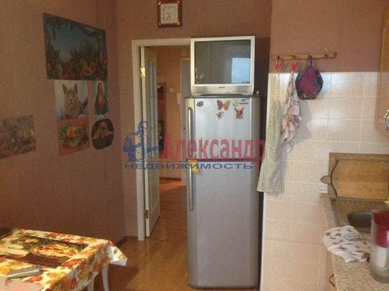 2-комнатная квартира (54м2) в аренду по адресу Витебский пр., 35— фото 4 из 5