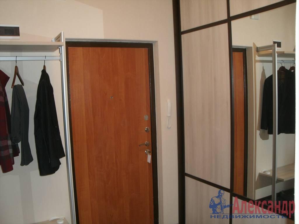 1-комнатная квартира (43м2) в аренду по адресу Новаторов бул., 8— фото 9 из 10