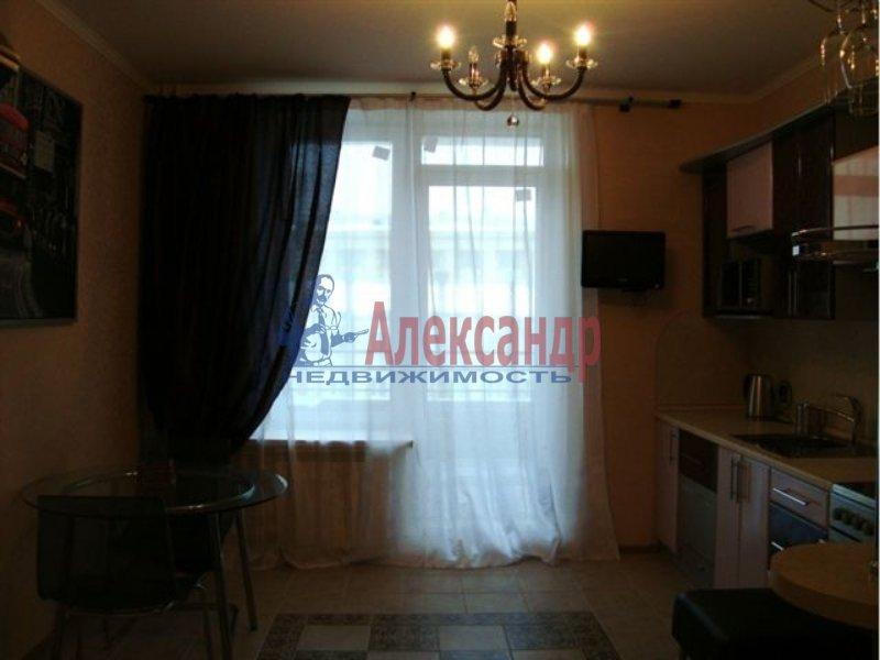 1-комнатная квартира (36м2) в аренду по адресу Ленинский пр., 127— фото 3 из 3