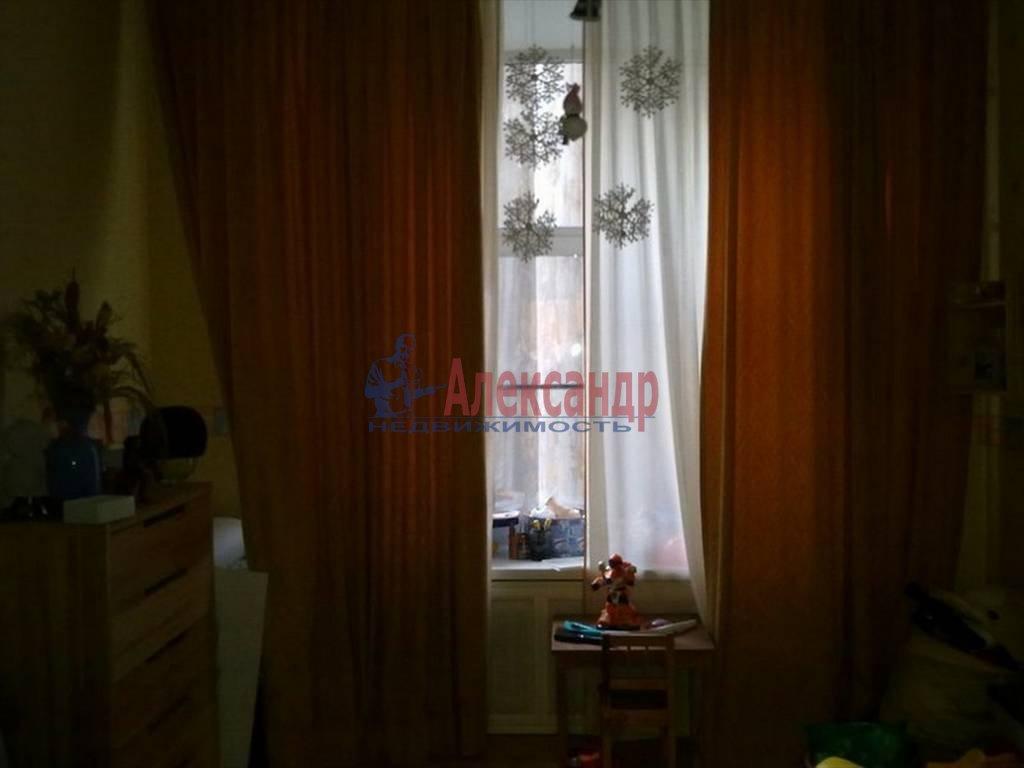 4-комнатная квартира (120м2) в аренду по адресу Большая Монетная ул., 10— фото 11 из 13
