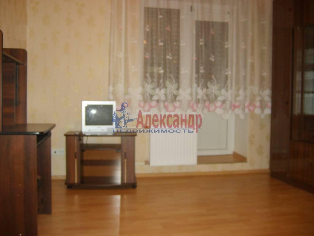 1-комнатная квартира (37м2) в аренду по адресу Варшавская ул., 23— фото 2 из 4