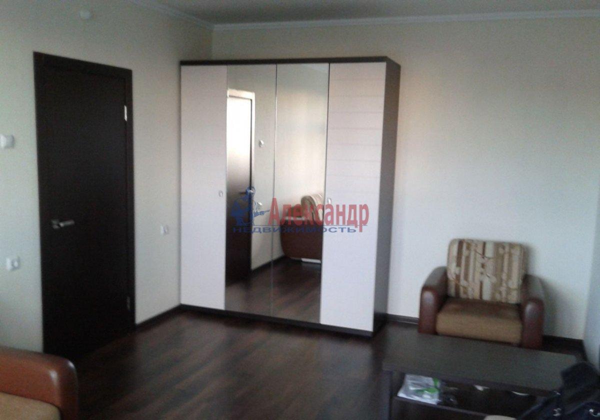 1-комнатная квартира (40м2) в аренду по адресу Луначарского пр., 15— фото 8 из 9