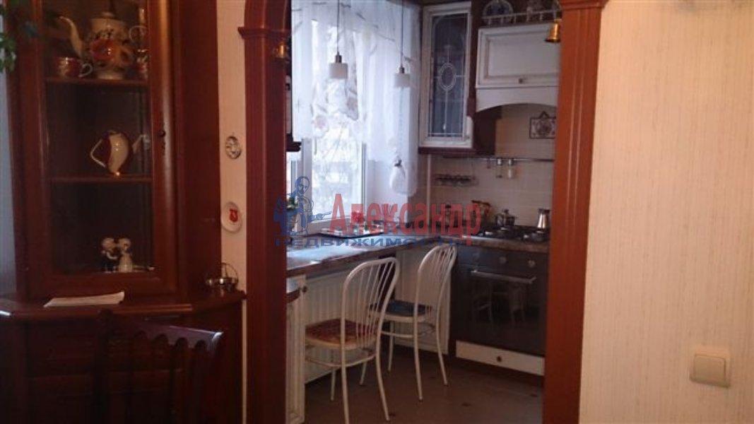 1-комнатная квартира (35м2) в аренду по адресу Канала Грибоедова наб., 57— фото 2 из 4