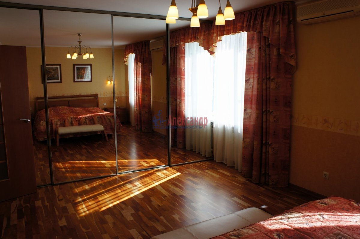 5-комнатная квартира (202м2) в аренду по адресу Дачный пр., 24— фото 9 из 25