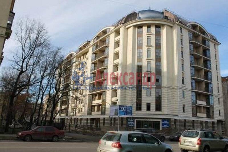 4-комнатная квартира (134м2) в аренду по адресу Детская ул., 18— фото 4 из 14