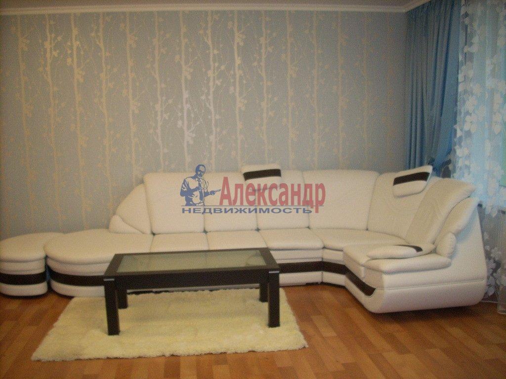 1-комнатная квартира (45м2) в аренду по адресу 3 Советская ул.— фото 5 из 8
