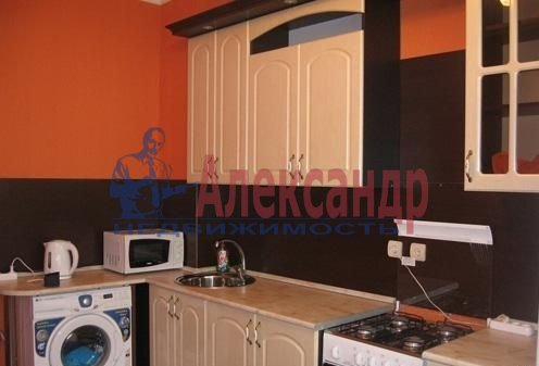 1-комнатная квартира (43м2) в аренду по адресу Ильюшина ул., 11— фото 1 из 5