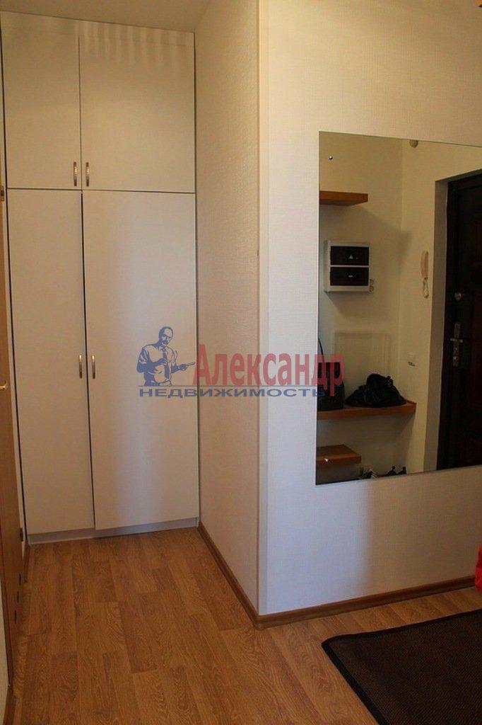 1-комнатная квартира (34м2) в аренду по адресу Яхтенная ул., 1— фото 9 из 9