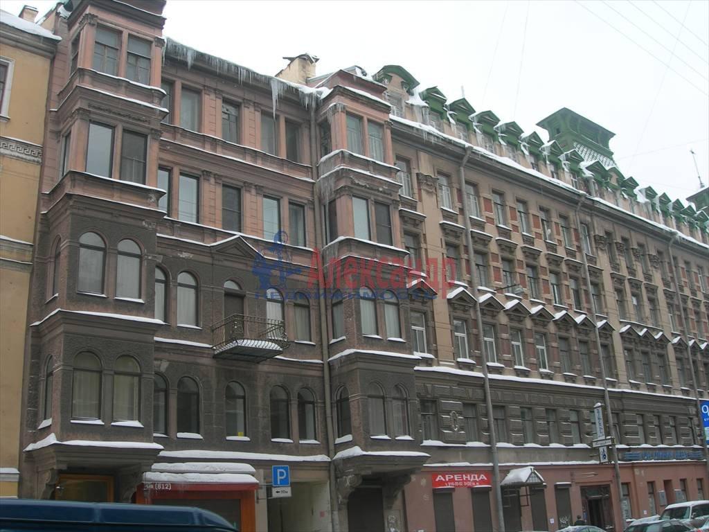 5-комнатная квартира (146м2) в аренду по адресу Жуковского ул., 11— фото 12 из 14