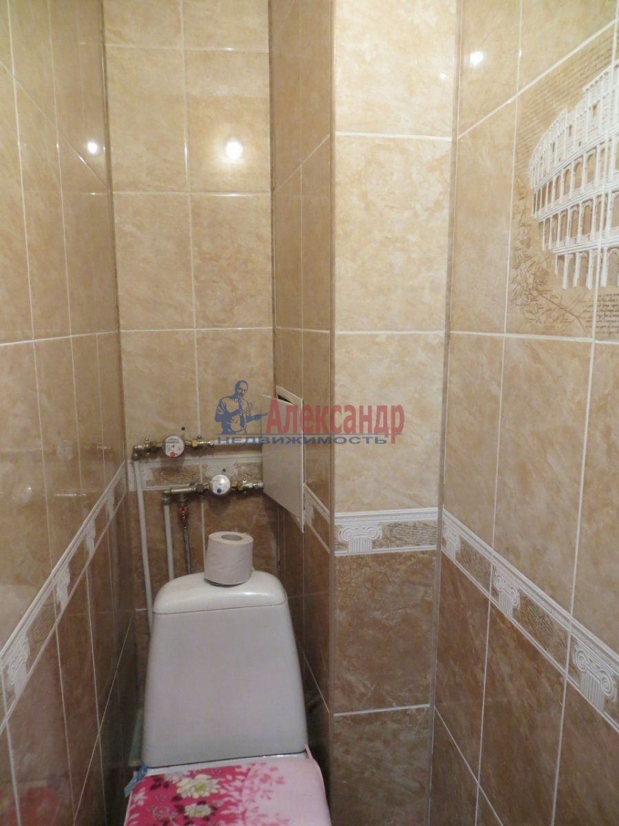 1-комнатная квартира (40м2) в аренду по адресу Московский пр., 220— фото 2 из 9