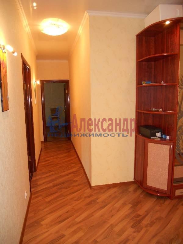2-комнатная квартира (70м2) в аренду по адресу Кораблестроителей ул., 30— фото 5 из 7